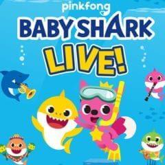 Baby Shark Live! Swims Into TaxSlayer Center