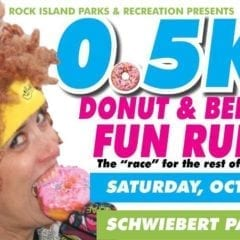 2nd Annual 0.5k Beer & Donut Run Ensures Everyone is a Winner!