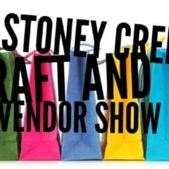 QC Moms in Business Host 3rd Annual Stoney Creek Craft & Vendor Show