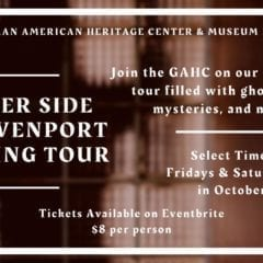 Darker Side of Davenport Comes to Light at GAHC