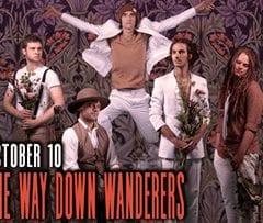 Take a Trip with The Way Down Wanderers at RME