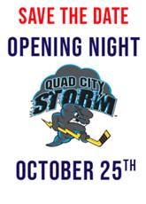 Quad City Storm Announce Captains For The Coming Season