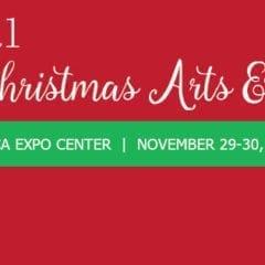 30th Annual Quad City Christmas Arts & Craft Fair This Weekend!