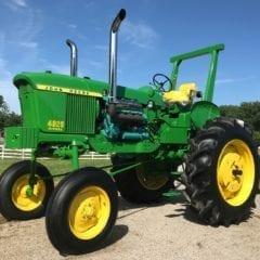 2019 Gone Farmin' Fall Premier Rolls into Davenport