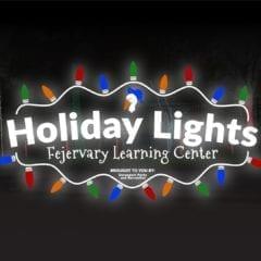 Holiday Lights at Fejervary Park!