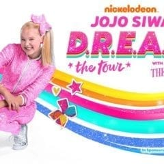 Nickelodeon's JoJo Siwa Bringing D.R.E.A.M. Tour to the Quad Cities!