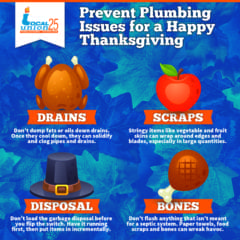 How To Avoid Plumbing Issues For A Happy Thanksgiving