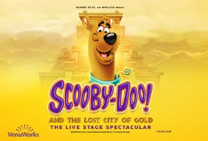 Scooby-Doo! and The Lost City of Gold Brings Live Mystery Fun to Adler!