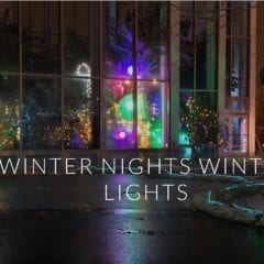 Last Chance To Check Out Winter Nights Winter Lights In Rock Island This Week