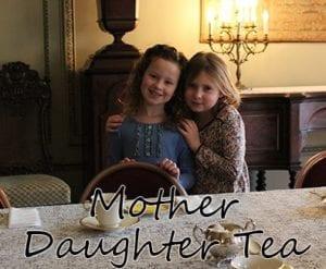 Embrace the Elegance at Mother Daughter Tea