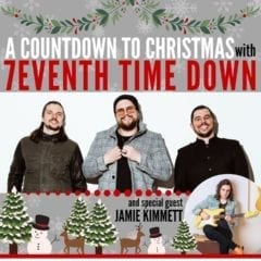 7eventh Time Down, Jamie Kimmett Performing At Grace Family Church
