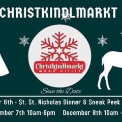 Christkindlmarkt Quad Cities 2019 Heads to Freight House