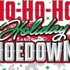 Enjoy a Holiday Ho Ho Hoedown at Skellington Manor!