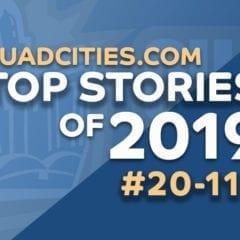 QuadCities.com - Top 30 Stories Of 2019 (#20 - #11)