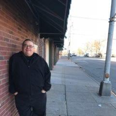 Local suspense and thriller author Matthew Clemens