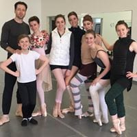 Ballet Quad Cities Peter and the Wolf cast