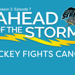 Ahead of the Storm: S2E3 – Team President Gwen Tombergs (10/18/2019)
