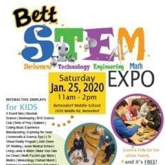 Bett STEM Expo Provides Educational Fun For All!