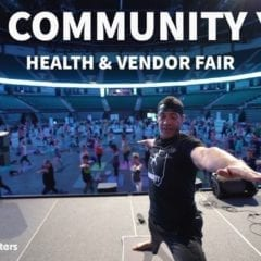 Get 2020 Started Right with Free Community YOGA Health & Vendor Fair!