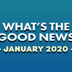 What's The Good News For January, Quad-Cities?