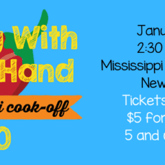 Bring Your Appetite to Hand in Hand's 11th Annual Chili Cook-Off!