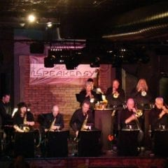 The Manny Lopez Big Band Jazzin' Things Up at The Speakeasy