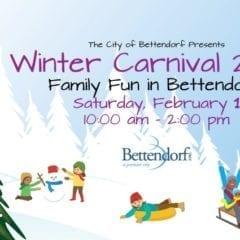 Bettendorf's Winter Carnival Providing Fun For All!