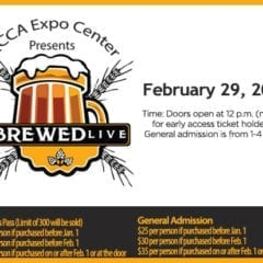 Get Your Drink On at Brewed Live 2020