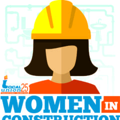 Local Union 25 Celebrates Women In Construction Week