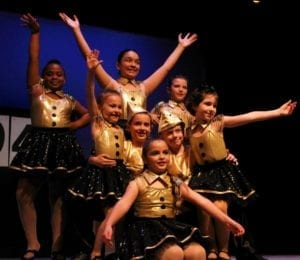 Put On Your Dancing Shoes With Junior Theater Dance Camp!