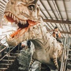 Jurassic Quest Roaring Into QCCA Expo Center