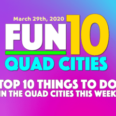 10 Fun Things To Do Week of March 29th: Elton John, WrestleMania, Metallica and More!