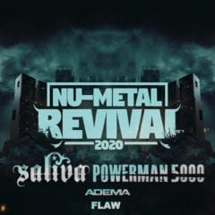 Powerman, Adema, Flaw, Saliva Rocking Rhythm City!