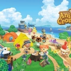 Animal Crossing: New Horizons Out Now