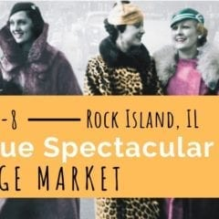 Get Your Antique Spectacular On!