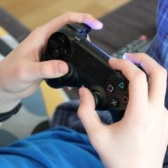 Relax (or Rage) With a Video Game While Social-Distancing
