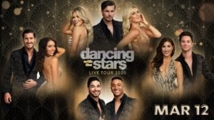 Dancing with the Stars Live Tour Makes Stop in Davenport