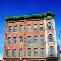 Davenport's German American Heritage Center Down Through April 16