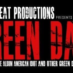 All Sweat Productions Brings Music of Green Day to RME