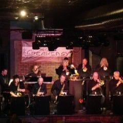 Manny Lopez Big Band Live at Circa '21