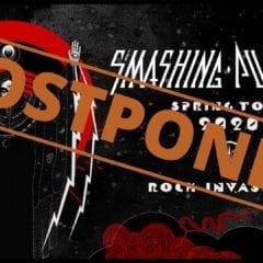 Smashing Pumpkins Rust Belt Show Postponed