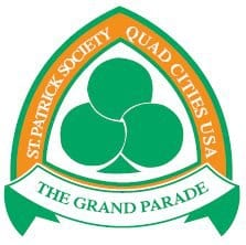 St. Patrick's Society Hosts Grand Bi-State Parade in Quad Cities