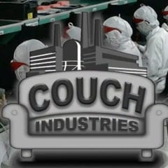 Couchtoons Commercial!