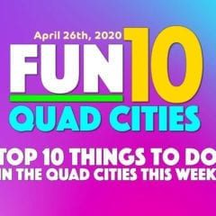 10 Fun Things To Do Week of April 26th: Escape Room, Dance Party, Plant Sale and MORE!