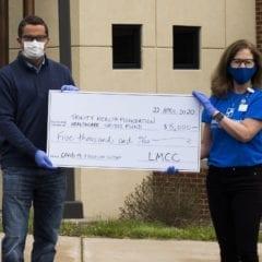 Rock Island's Local Union 25, Mechanical Contractors Association Donate $20K to Area Hospitals