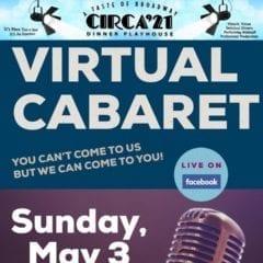 Rock Island's Circa '21 Hosting A New Virtual Cabaret Sunday