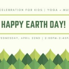 Earth Day for Kids with Stable Vibes Yoga
