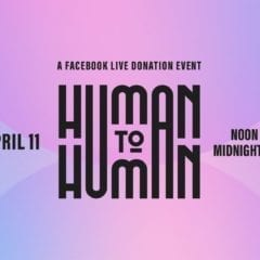 Human to Human Brings 12 Hours of Live Music to Facebook