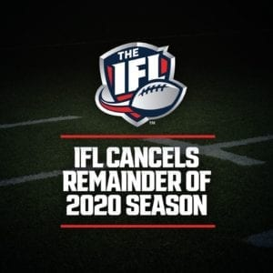 Quad City Steamwheelers Season Canceled