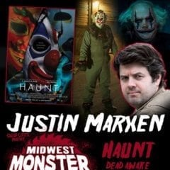 Quad-Cities' Star Of 'Haunt,' Justin Marxen, Coming To Monster Fest